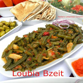Loubia Bzeit