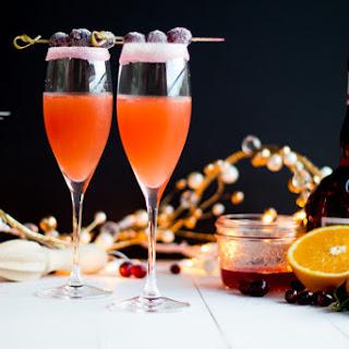 Cranberry Orange Cosmo Recipe