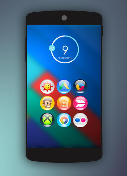 Bubble Icon Pack v2.1
