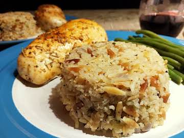 Herb & Butter Rice