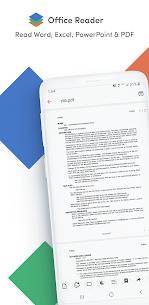 Office Reader – Word, Excel, PowerPoint & PDF 1