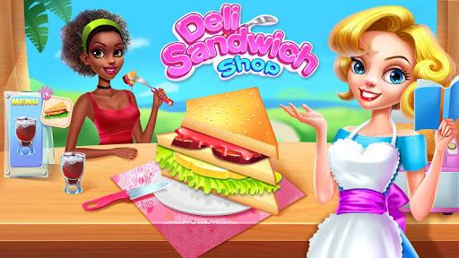 ud83eudd6aud83eudd6aMy Cooking Story - Deli Sandwich Master 2.3.5009 screenshots 6