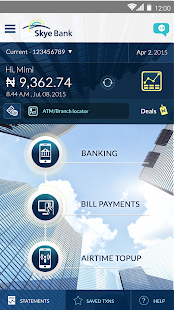 Skyebank Mobile Application Download