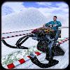 الثلج الجليد سباق الأرض - مسارات إكستريم الطرق الو APK