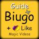 Guide For Biugo And Like App : Magic Video Editor