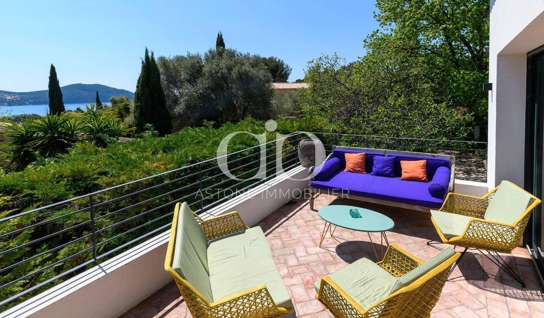 Villa avec piscine et terrasse Saint-Cyr-sur-Mer