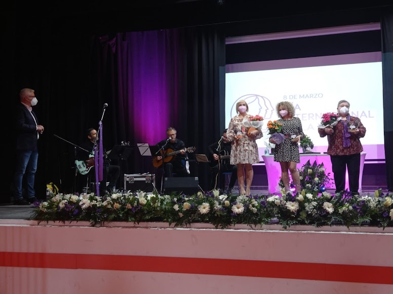 Gala de la Mujer de Huércal de Almería.