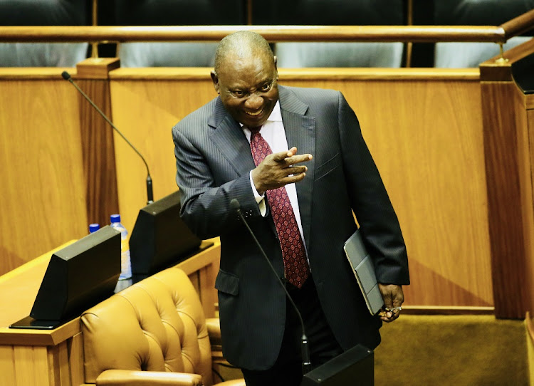 FULL SPEECH   President Cyril Ramaphosa's State of the