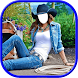 Selfie Cow Girl Photo Editor - Androidアプリ