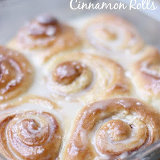 Perfect Cinnamon Rolls