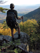 Photo: Me on Hibbard Mountain. Photo by Tommy Bell