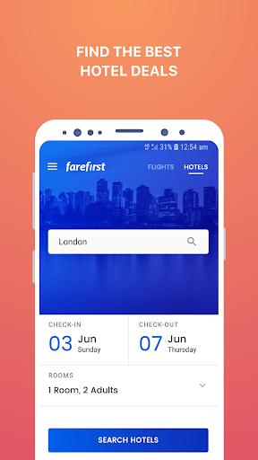 Cheap Flights - FareFirst 3.1.1 screenshots 2