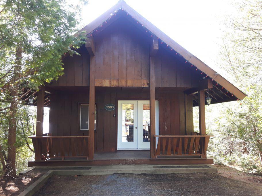 Cottages for rent in the Laurentians of Quebec on WeChalet #8