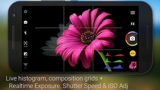Camera ZOOM FX Premium 6.1.2 Build 152 Final APK