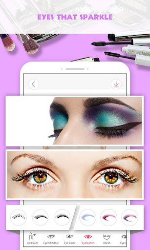 Pretty Makeup, Beauty Photo Editor & Snappy Camera 6.2 screenshots 3