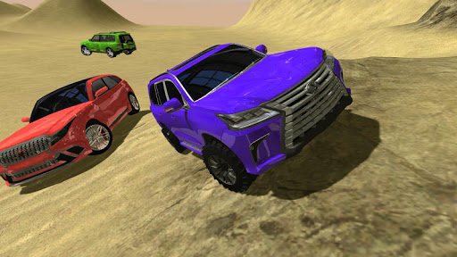 Grand Off-Road Cruiser 4x4 Desert Racing android2mod screenshots 3