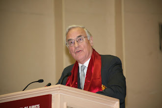 Photo: Hon'ble Sir Justice Mark Porter adressing the audience at International Conference of Jurists 2010 at Vigyan Bhawan New Delhi