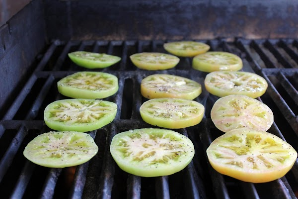 Place on a hot, smokey grill. Grill for 3 minutes per side. Cool for...
