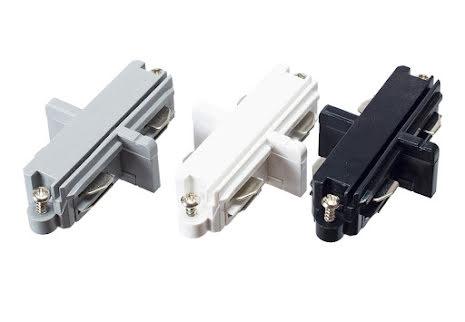 Xerolight Raka skarvar för 1-fas skensystem