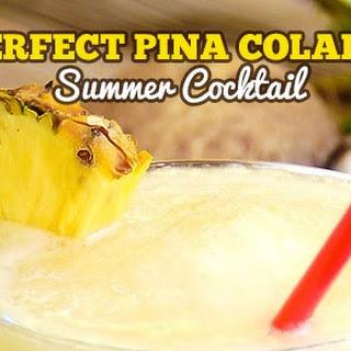 Classic Pina Colada.