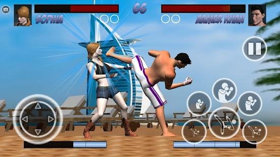 Blokstok SFM Street Fight Madness - náhled