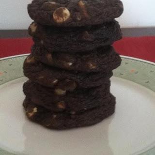 Chocolate Duet Cookies