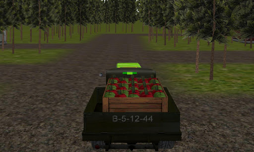 cargo apple food truck farm for PC