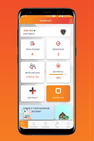 InsuredMine screenshot 1