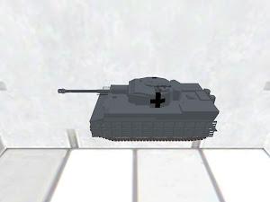 Tiger 1 G型 改2