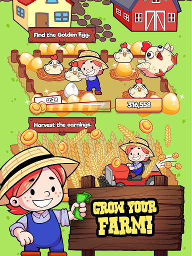 Download Idle Farm Inc  - Agro Tycoon Simulator on PC & Mac with