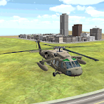 Army Helicopter Simulator Icon