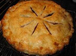 Plain Pastry For Two 8 Pie Crust Recipe