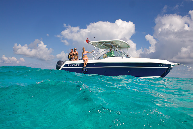 Photo: Enjoy the snorkeling as the ride to get there