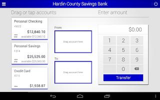 Screenshot of Hardin County Savings Bank