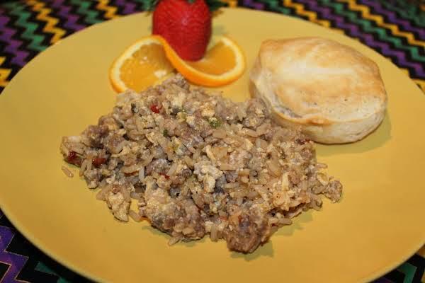 Bayou Breakfast