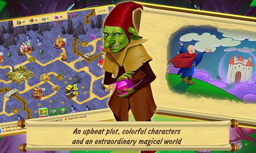 Télécharger Gratuit Gnomes Garden: The Thief of Castles  APK MOD (Astuce) screenshots 5