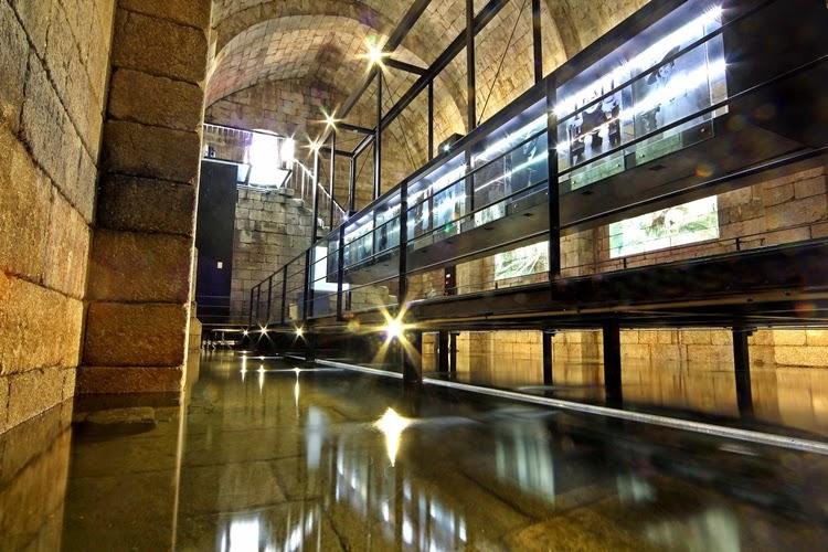 Fotos da Cisterna de Lamego