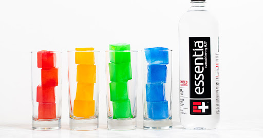 Drink This Now: Rainbow Rumba with Essentia Water