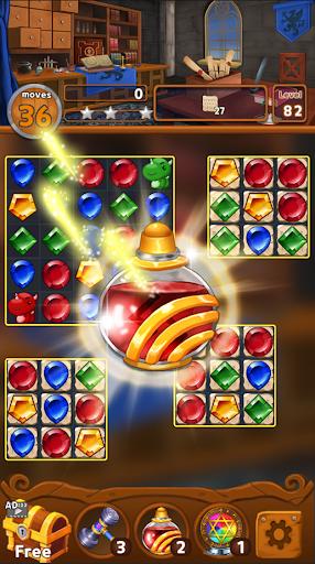 Jewels Magic Kingdom: Match-3 puzzle 1.3.12 screenshots 20