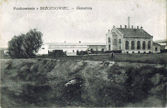 Photo: 8. Gorzelnia - pocztówka z 1915, wyd. Saul Berek. The distillery, postcard, published by Saul Berek