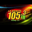 La Bonita 105.3 FM icon