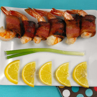 Fresh from Florida Bacon Wrapped Shrimp Appetizers