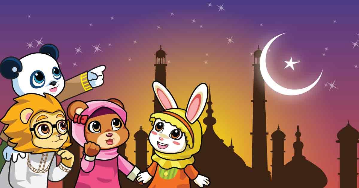 I Heart Ramadan  Session #1- The month of Ramadan, Noor Kids