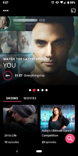 Lifetime - Watch Full Episodes & Original Movies 1.2.1 screenshots 1