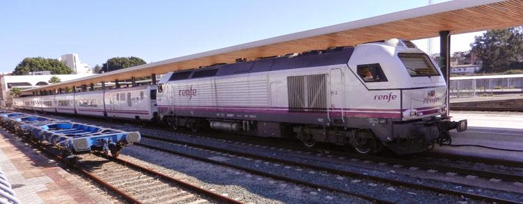 El Grupo Municipal Socialista reitera su defensa y exigencias para el restablecimiento y mejora del tren