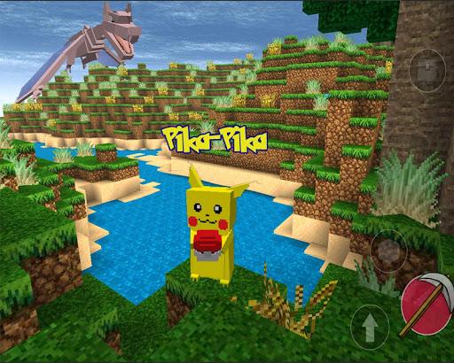 玩免費冒險APP|下載Pixelmon Craft GO : Cube World app不用錢|硬是要APP