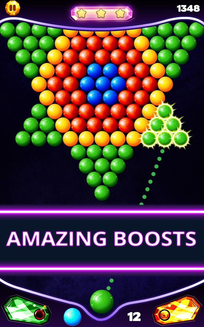 Bubble Shooter Classic Android 1