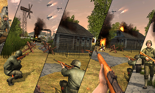 Frontline World War 2 Survival FPS Grand Shooting 1.3 5