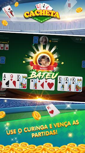 Cacheta - Pife - Pif Paf - ZingPlay Jogo online ss3