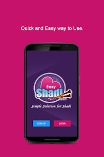 Easy Shadi - Wedding Planner- screenshot thumbnail